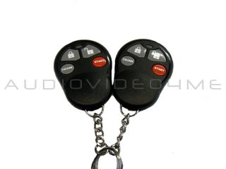 Manual Trans Stick Shift Remote Auto Car Start Starter for Honda Acura