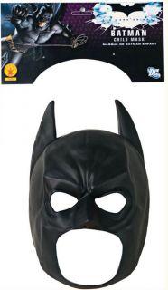 BATMAN THE DARK KNIGHT RISES BATMAN MASK FOR KIDS LICENSED 4887