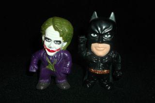 Batman Joker Dark Knight Lucky Charms Promo Toys