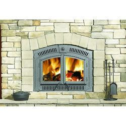 High Country Wood Burning Fireplace from Copperfield