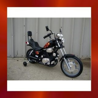 Kids Electric Battery Powered Harley Style Ride on Toy Motorcycle