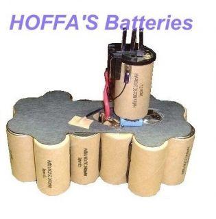 Dewalt Rebuild Kit 18 Volt XRP DW9096 Battery Packs Dewalt Batteries