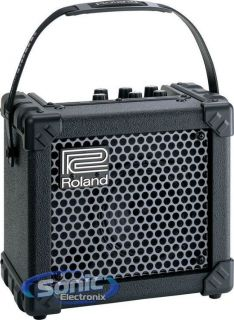 MICRO CUBE (MICROCUBE) Battery Powered Guitar Amplifier/Amp w/ COSM