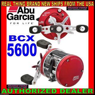 BCX 5600 5600BCX ABU GARCIA AMBASSADEUR ROUND REEL FISHING BAITCAST