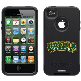 Commuter Series Case Apple iPhone 4 4S   Baylor University Bears BU