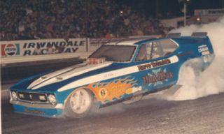 Raymond Beadle Blue Max NHRA Drag Decals7065