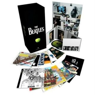 Beatles The Complete Stereo Box Set CD DVD by Beatles