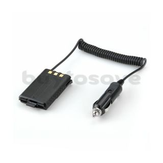 Car Battery Eliminator Supply Power for BAOFENG UV 5R Dual Band Radio