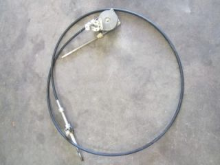 Bayliner Capri 1986 Teleflex Steering Cable 14ft Marine Boat