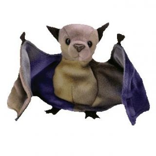 TY Beanie Baby   BATTY the Bat (TY Dyed Version) (4.5 inch)   MWMTs