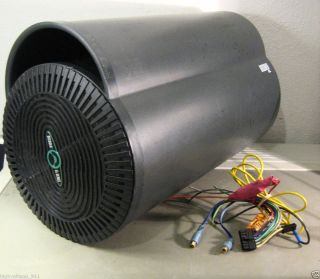 Bazooka SAS Amplified Subwoofer Bass Tube EL10A HP 10 100 Watt w