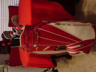 Ben Hogan Callaway Complete Golf Set Irons Driver Hybrids MILLER Bag