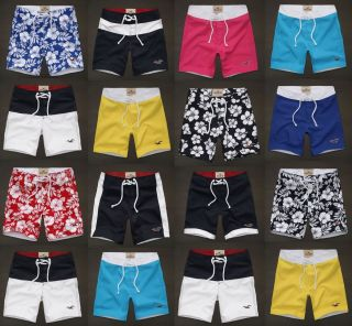 Summer 2012 Hollister HCO by Abercrombie Fitch Mens Swim Board Shorts