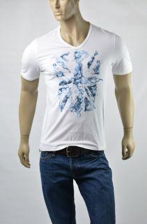 Ben Sherman New Mens Union Jack Tee Shirt Graphic T Shirt Sz M Slim