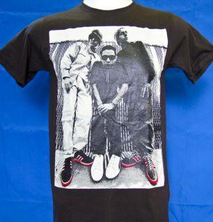 Beastie Boys Fit T Shirt Hip Hop Rock Vintage Style M