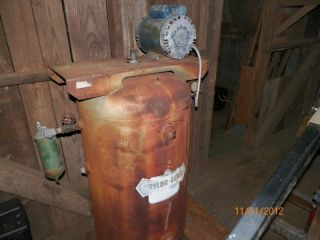 air compressor indusrial brand name saylor beall