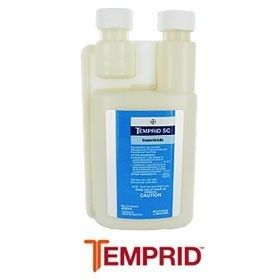 Professional Insecticide Bed Bug Spray Conc Mks 50 Gals Temprid SC