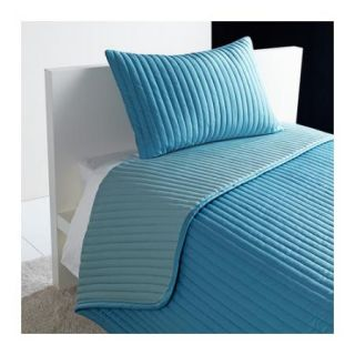 KARIT Bedspread & Cushion Covers Twin Full Double Turquoise Bedding