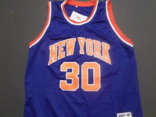 Bernard King 1984 85 NEW YORK KNICKS Jersey (LG, XL, 2X or 3X)