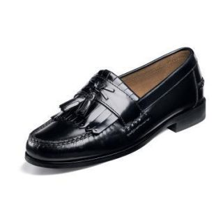 Florsheim Belton Mens Black Leather Shoe 12019 001