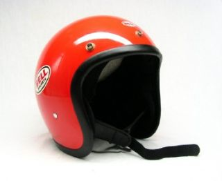 Vintage Bell RT Road or Trail Open Face Motorcycle Helmet