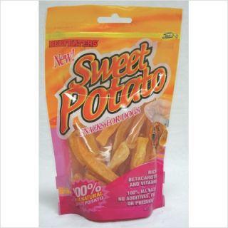 Beefeaters Sweet Potato Strips Rawhide Dog Treat 4706