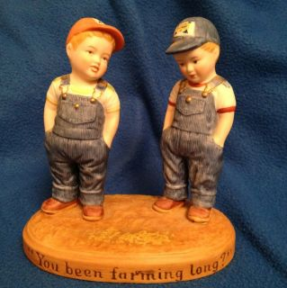1983 Limited Edition You BEEN Farming Long  Country Store Little