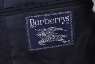 ISW Burberry 2btn Dark Gray Suit 40L 40 L