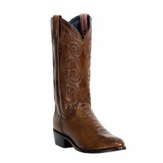 Dan Post Bellevue Leather Mens Western Cowboy Boot 7 13