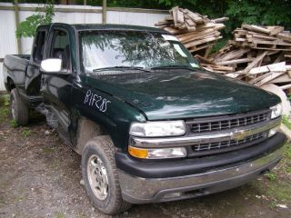 Engine 01 02 Chevy Silverado 1500 GMC Sierra Truck 4 8L Vin V 8th