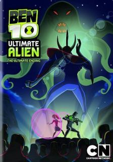 Ben 10 Ultimate Alien Ultimate Ending New DVD Boxset
