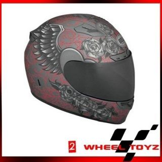 Bell Vortex Archangel Full Face Motorcycle Helmet XLarge XL