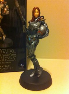 Star Wars The Old Republic Gentle Giant Shae Vizla Statue New Clone