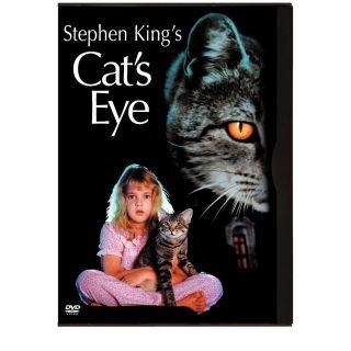 Stephen Kings Cats Eye James Woods Drew Barrymore DVD 2002