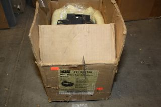 Split Phase 1 4HP 1725RPM Belt Drive Fan Blower Motor NIB