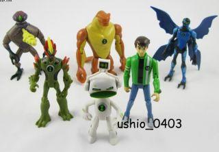 6pcs Ben 10 Action Figure Toy IK46