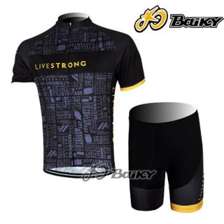 Cycling Jersey Shorts Bike Pants with 3D Pad Bicycle Clothing Clothes