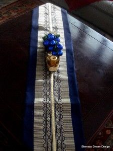 of other silk table runners, unique home decor and fashion items