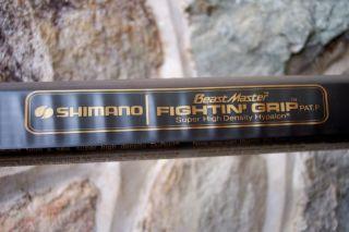 "Shimano Triton Beast Master 5'6"" BR 1556 SF Big Game Fishing Rod"