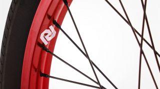 2013 Fit Benny Lewis 1 Matte Black Red Signature Bike BMX s M Cult 20