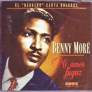 Benny More El Barbaro Canta Boleros Mi Amor Fugaz