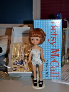 MIB Tonner 8 inch Betsy McCall Doll