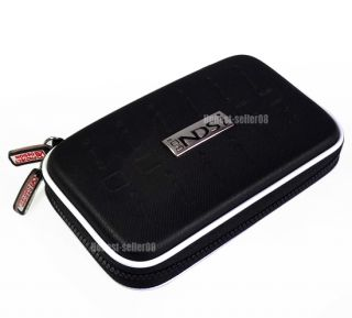 New Balck Hard Carry Pouch Case Bag For Nintendo DSi DS Lite 3DS