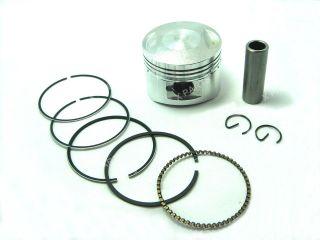 Atv Quad Dirt Pit Bike Parts Go Kart Lifan Piston Kit Rings 125cc