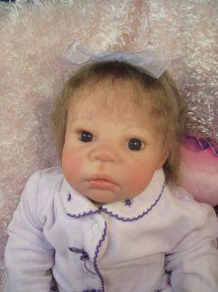 Benjamin Adrie Stoete Reborn Baby Girl Doll OOAK
