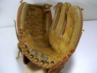 Rawling Youth Baseball Glove Bill Madlock RBG 92