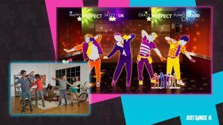 Brand New SEALED Just Dance 4 Nintendo Wii