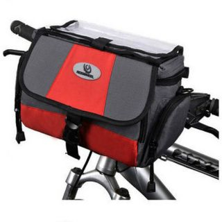 2012 Cycling Bicycle Handlebar Bag Bike Front Basket Waterproof for