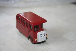 bertie bus thomas friends take along diecast train