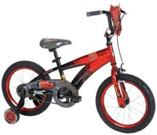"Huffy 16"" Boys Bike Disney Cars Boys Bicycle with Training Wheels"